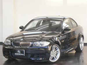 BMW 1シリーズ 135i Mスポーツ 6速マニュアル