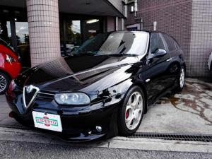 アルファロメオ アルファ156スポーツワゴン GTAセレスピードEGフルOHクラッチセレユニットOH済