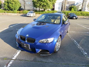 BMW M3 M3クーペ Mドライブパッケージ ワンオーナー ドライブレコーダー ユピテルレーダー探知機