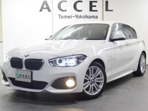 BMW 1シリーズ 118i Mスポーツ 純正ナビ Bカメラ インテリジェントS