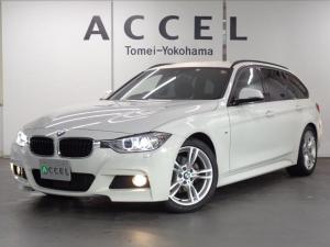 BMW 3シリーズ 320iツーリング Mスポーツ 純正HDDナビ Bカメラ ACC インテリジェントS 電動テールゲート