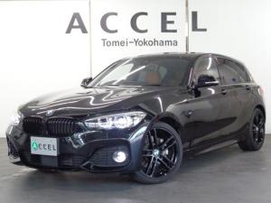 BMW 1シリーズ 118i Mスポーツ エディションシャドー 限定車 ブラウンレザーシート&ヒーター ACC 純正HDDナビ バックカメラ コンフォートアクセス LEDヘッドライト&テールランプ 専用ブラックホイール ワンオーナー