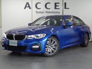 BMW 3シリーズ 330i Mスポーツ ACC 純正HDDナビ&トップビューカメラ リバースアシスト コンフォートアクセス LEDヘッドライト ハーフレザーシート&ヒーター ヘッドアップディスプレイ ワンオーナー