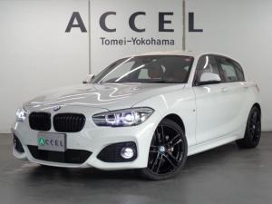 BMW 1シリーズ 118d Mスポーツ エディションシャドー ブラウンレザーシート&ヒーター ACC 純正HDDナビ&TV Bカメラ コンフォートアクセス LEDヘッドライト 純正18インチアルミ