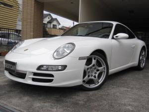 ポルシェ 911 911カレラ スポーツクロノパッケージ 6MT 19AW