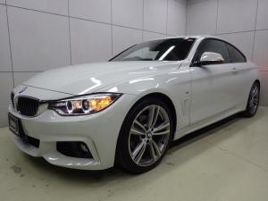 BMW 4シリーズ 420iクーペ Mスポーツ サンルーフ 正規認定中古車
