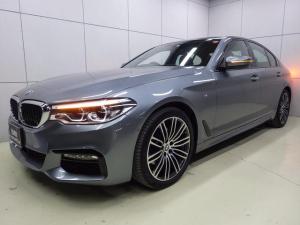 BMW 5シリーズ 523d Mスポーツ ハイラインパッケージ 正規認定中古車