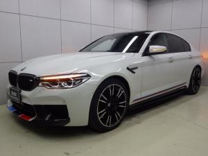 BMW M5 M5 左ハンドル 正規認定中古車