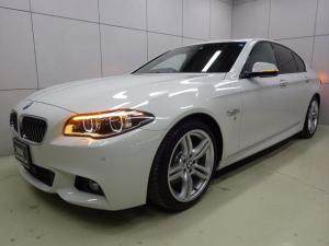 BMW 5シリーズ 528i Mスポーツ ガラスサンルーフ 正規認定中古車
