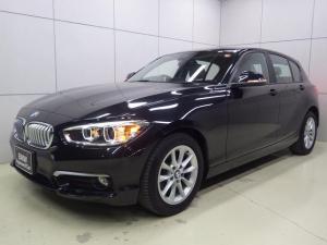 BMW 1シリーズ 118i スタイル パーキングサポートP 正規認定中古車