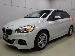 BMW 2シリーズ 218dアクティブツアラー Mスポーツ パーキングサポートP