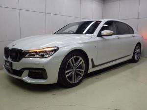 BMW 7シリーズ 740Li Mスポーツ リアエンターテインメント 認定中古車