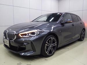 BMW 1シリーズ 118i Mスポーツ ナビパッケージ 正規認定中古車