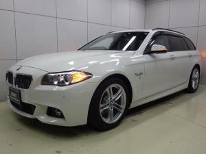 BMW 5シリーズ 523dツーリング Mスポーツ 社外レザー 正規認定中古車