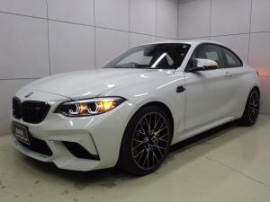 BMW M2 コンペティション ブラックバイカラー ガラスサンルーフ 正規認定中古車