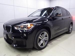 BMW X1 sDrive 18i Mスポーツ コンフォートパッケージ 正規認定中古車