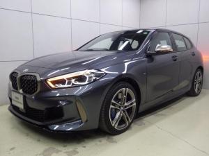 BMW 1シリーズ M135i xDrive デビューパッケージ ストレージパッケージ アクティブクルーズコントロール Mスポーツブレーキ 正規認定中古車