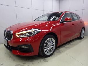 BMW 1シリーズ 118d プレイ エディションジョイ+ ナビパッケージ コンフォートパッケージ ストレージパッケージ アクティブクルーズコントロール 17インチアロイホイール 正規認定中古車