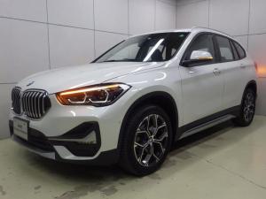 BMW X1 xDrive 18d xライン エディションジョイ+ Xline セーフティーパッケージ コンフォートパッケージ アクティブクルーズコントロール 電動トランク 電動シート HDDナビゲーション バックカメラ Bluetooth LEDヘッドライト