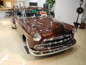 シボレーその他 1952 フリートライン・レストア済み・350エンジン