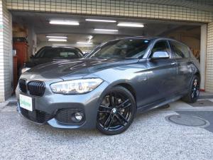 BMW 1シリーズ 118d Mスポーツ エディションシャドー 革 ACC 保証