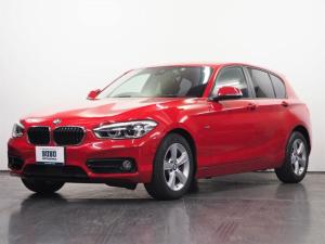 BMW 1シリーズ 118i スポーツ ACC パーキングサポートコンフォートP