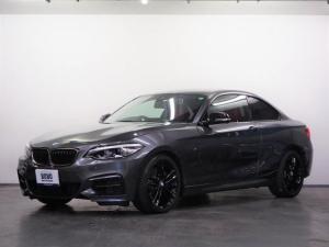 BMW 2シリーズ M240iクーペ レッドレザーシート シートヒーター 純正HDDナビゲーション Bluetooth接続 リアビューカメラ PDC ミラーETC2.0 ACC ドライビングアシスト パドルシフト コンフォートアクセス
