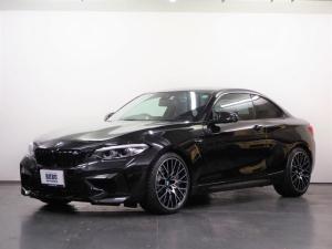 BMW M2 コンペティション コンペティション(4名) 正規D車 1オーナー 純正ナビ Bカメラ クルコン LDW 黒革 シートヒーター パドルシフト Harman&Kardon アクディブMデフ Mスポブレーキ 鍛造19AW