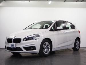 BMW 2シリーズ 218dアクティブツアラー 正規D車 プラス/コンフォートPKG 地デジTV-Kit バックカメラ 前席シートヒーター 純正ミラーETC コンフォートアクセス オートトランク LEDヘッドライト 純正16インチAW
