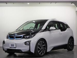 BMW i3 レンジ・エクステンダー装備車 正規D車 純正ナビ Bカメラ PDC ミラーETC ACC LDW 緊急ブレーキ 純正19インチAW LEDヘッドライト ガラスサンルーフ