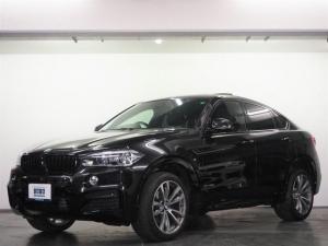 BMW X6 xDrive 35i Mスポーツ ワンオーナー ガラスサンルーフ ACC ヘッドアップディスプレイ ドライビングアシスト トップビューカメラ ブラックレザーシート FRシートヒーター Mスポーツ20インチアルミホイール