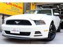 フォード/フォード マスタング V6 コンバーチブル 6速M/T 社外エアロ&AW 実走行車