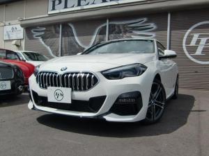 BMW 2シリーズ 218iグランクーペ Mスポーツ ワンオーナー 走行300k 新車保証 コンフォートアクセス ETCミラー LEDフォグ ライトパッケージ パークアシスト ワイアレス充電 アクティブ歩行者保護システム エマージェンシーコール