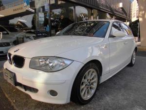 BMW 1シリーズ 116i ナビ バックカメラ CD ETC 赤革シ-ト