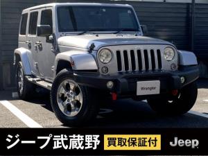 クライスラー・ジープ ジープ・ラングラーアンリミテッド 7月限定 純正オプション5万円もしくは車両本体3万円サービス