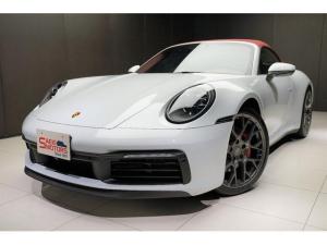 ポルシェ 911 911カレラ4S カブリオレ 新車並行 スポーツクロノPKG