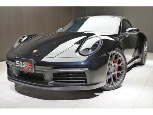 ポルシェ 911 911カレラ4S カブリオレ 2020年モデル 新車並行 LHD スポーツクロノ スポーツエグゾースト Fリフター