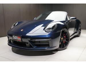 ポルシェ 911 911カレラ4S カブリオレ 2020年モデル新車並行 LHD スポーツクロノ スポーツデザインPKG スポーツエグゾースト Fリフター