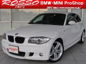 BMW 1シリーズ 116i Mスポーツパッケージ LCIモデル 18インチ