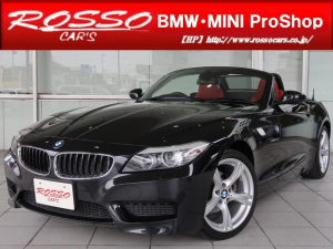 BMW BMW Z4 sDrive23i Mスポーツ レッドレザー TVキット