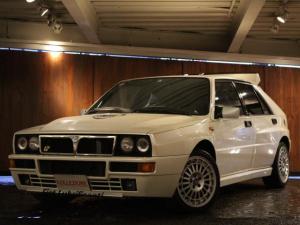 ランチア デルタ HFインテグラーレ パールホワイト 世界限定365台