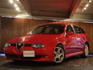 アルファロメオ アルファ156スポーツワゴン GTA3.2V6セレスピード 1オーナー車