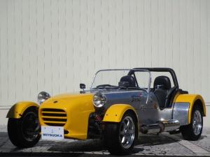 ミツオカ ゼロワン ベースグレード 1600 5MT 初期生産モデル ボディナンバー一桁台 メッキミラー 幌・幌ドアあり