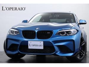 BMW M2 サンルーフ 正規ディーラー車 後期 希少MT車