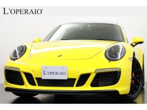 ポルシェ 911 911カレラGTS アダプティブクルコン レーンアシスト ガラススライディングルーフ ブラックインナーPDLS付LEDヘッドライト ポルシェエントリー&ドライブ レザーインテリア 前後パークセンサー シートヒーター