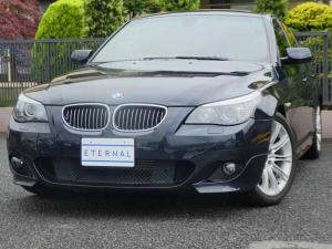 BMW 5シリーズ 525i MスポーツPKG 2オーナー 全D整備7枚 禁煙車