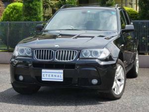 BMW X3 xDrive 25i MスポーツPKG 禁煙車 パノラマSR