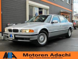 BMW 7シリーズ 750iL 鑑定車 本革キセノン