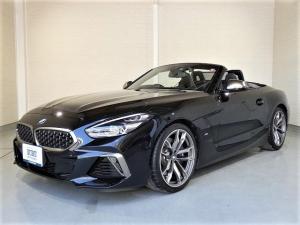 BMW Z4 M40iワンオーナ イノベーションPKG ガレージ保管 黒革