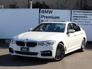 BMW 5シリーズ 523i Mスポーツサンルーフ全国1年保証元弊社レンタカー